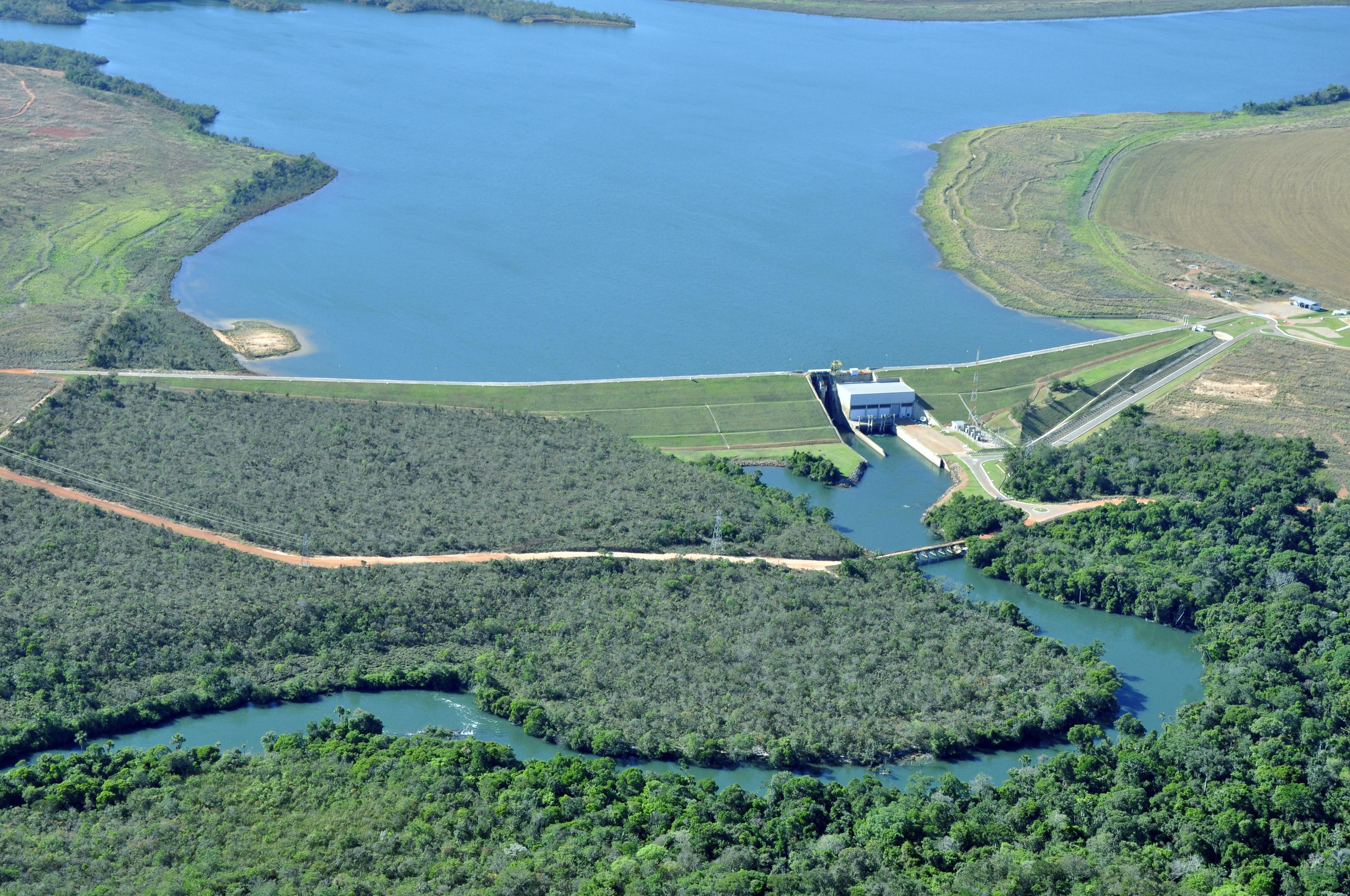 PCH Canoa Quebrada. Rio Verde Energia S.A.
