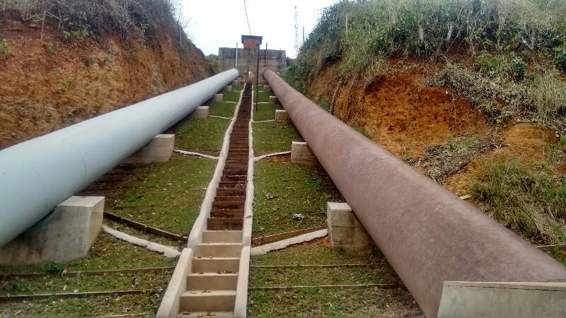 PCH Chupinguaia. Juruena Energia S.A.