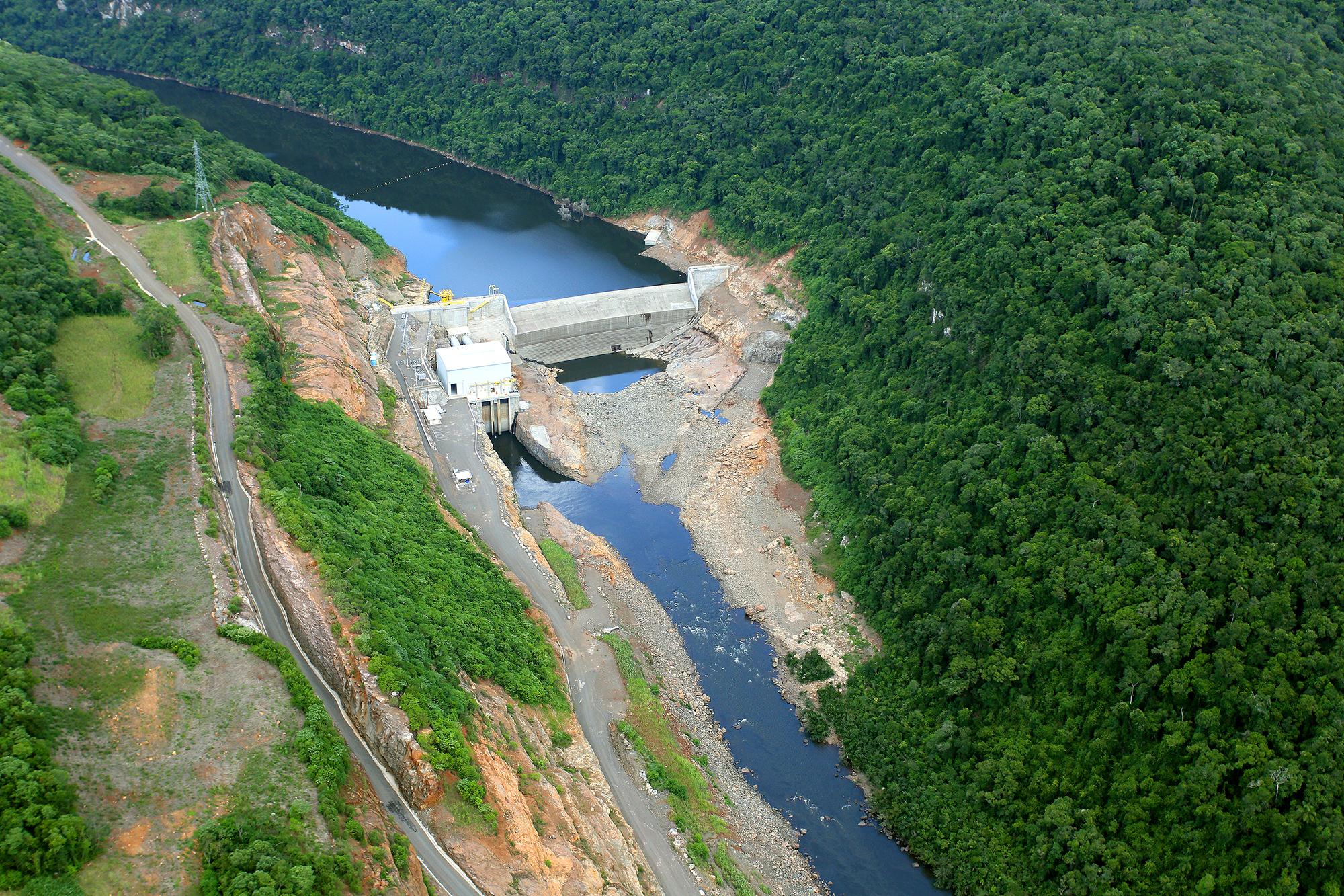 PCH Serra dos Cavalinhos II. Brookfield Energia.